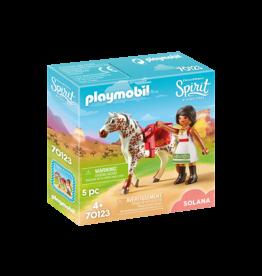 Playmobil Spirit Vaulting Solana
