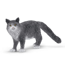 Schleich Maine Coon Cat