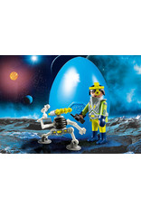 Playmobil Space Agent with Robot