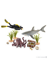 Schleich Treasure Hunt Diver