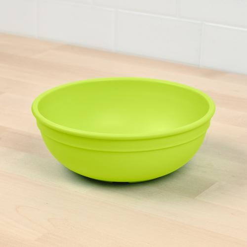Re-Play Re-Play Large Bowl  - Lime Green