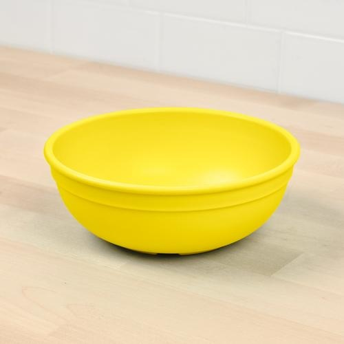 Re-Play Re-Play Large Bowl - Yellow