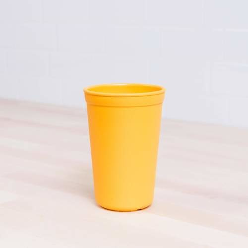 Re-Play Drinking Cup - Sunny Yellow