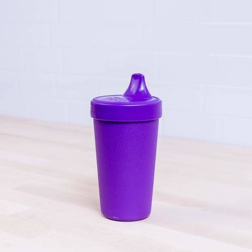 Re-Play Re-Play No Spill Cup - Amethyst