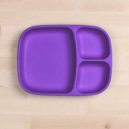 Re-Play Re-Play Divided Tray - Amethyst