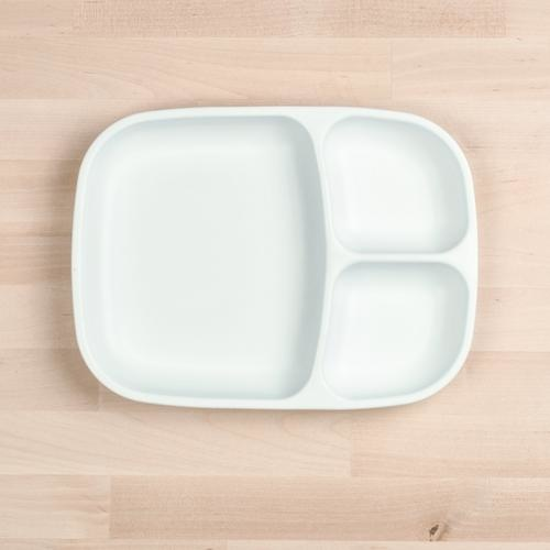 Re-Play Divided Tray - White