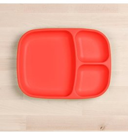 Re-Play Divided Tray - Red