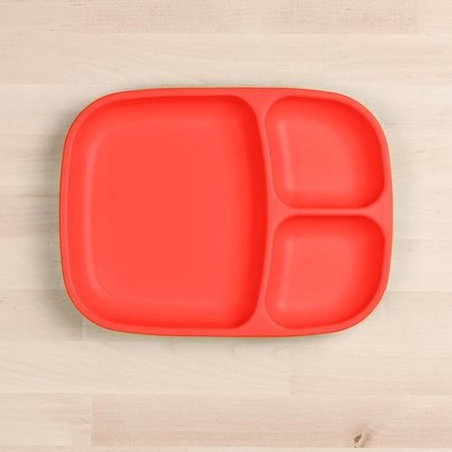 Re-Play Re-Play Divided Tray - Red