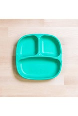 Re-Play Re-Play Divided Plate - Aqua