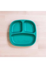 Re-Play Re-Play Divided Plate - Teal