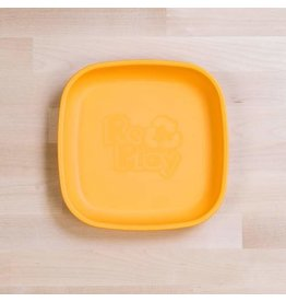 Re-Play Flat Plate - Sunny Yellow