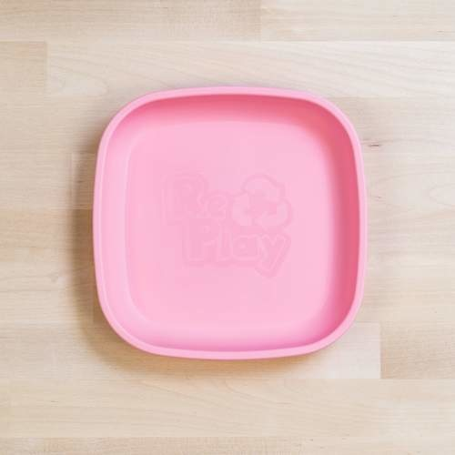 Re-Play Re-Play Flat Plate - Girly Pink