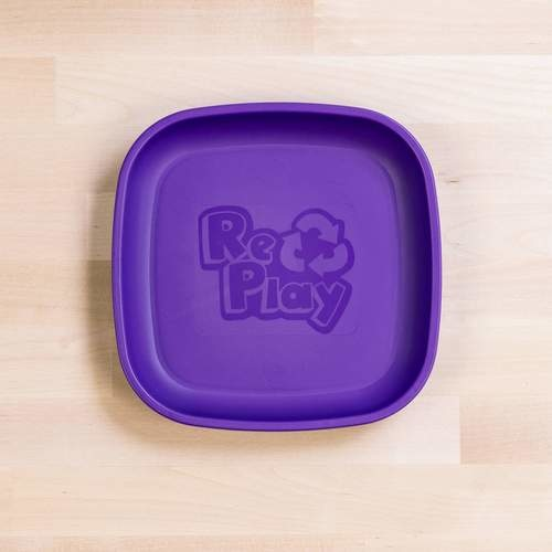 Re-Play Flat Plate - Amethyst