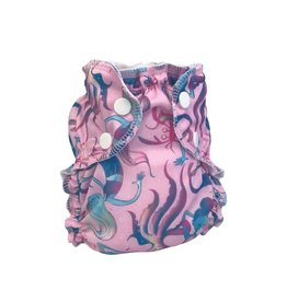 AppleCheeks Washable Swim Diaper - Shellphone