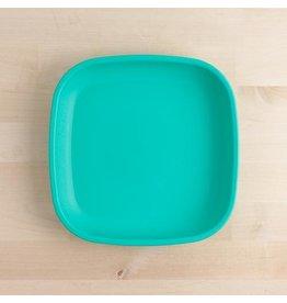 Re-Play Flat Plate - Aqua