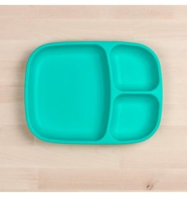 Re-Play Divided Tray - Aqua