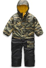 The North Face Toddler Insulated Jumpsuit British Khaki Camo