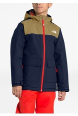 The North Face Boys' Freedom Insulated Jacket Montague Blue