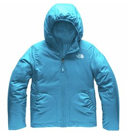 The North Face The North Face Girls Reversible Perrito Jacket Acoustic Blue