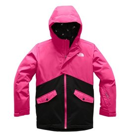 The North Face The North Face Girls' Freedom Insulated Jacket Mr Pink