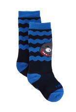 Kombi  Animal Family Jr Sock Spooky the Shark!