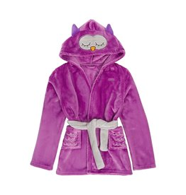 Kombi The Cozy Animal Robe Children Olivia the Owl