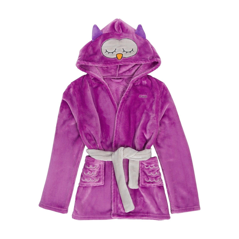 Kombi The Cozy Animal Robe Children Olivia the Owl