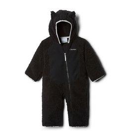 Columbia Columbia Foxy Baby Sherpa Bunting - Black, Slate Grey
