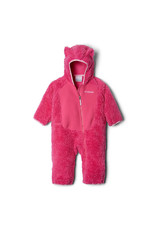 Columbia Foxy Baby Sherpa Bunting - Pink Ice, Pink Clover