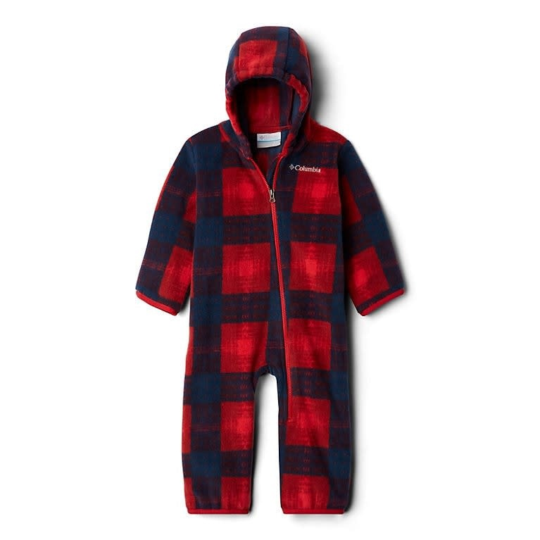 Columbia Snowtop II Bunting - Mountain Red Plaid