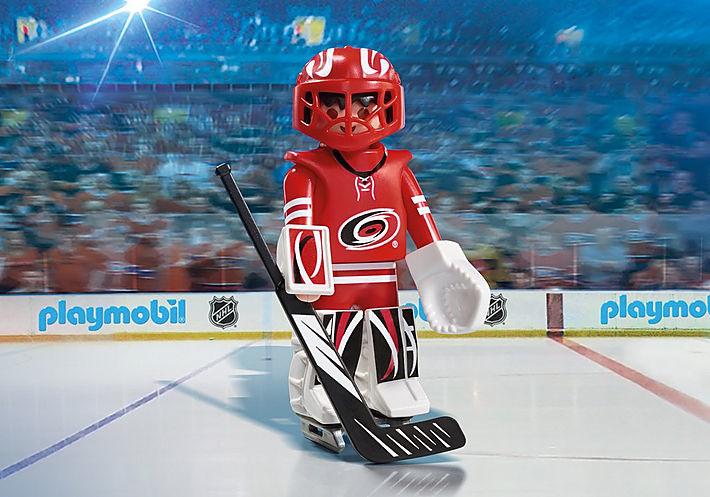 Playmobil NHL Carolina Hurricanes Goalie