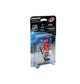 Playmobil NHL Carolina Hurricanes Goalie