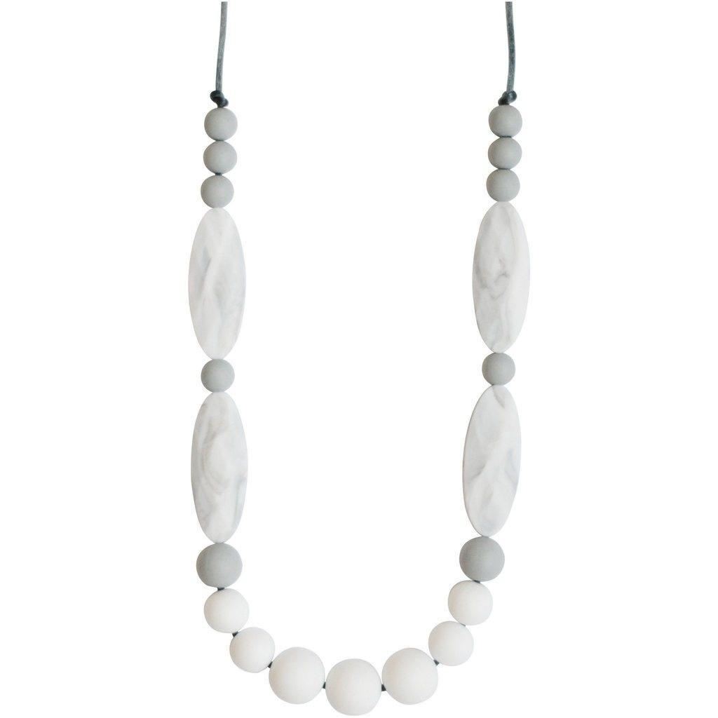Glitter & Spice Silicone Teething Necklace - Liberty