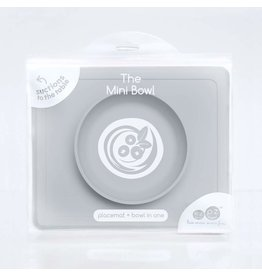 ezpz The Mini Bowl Pewter