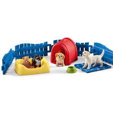 Schleich Farm World Puppy Pen