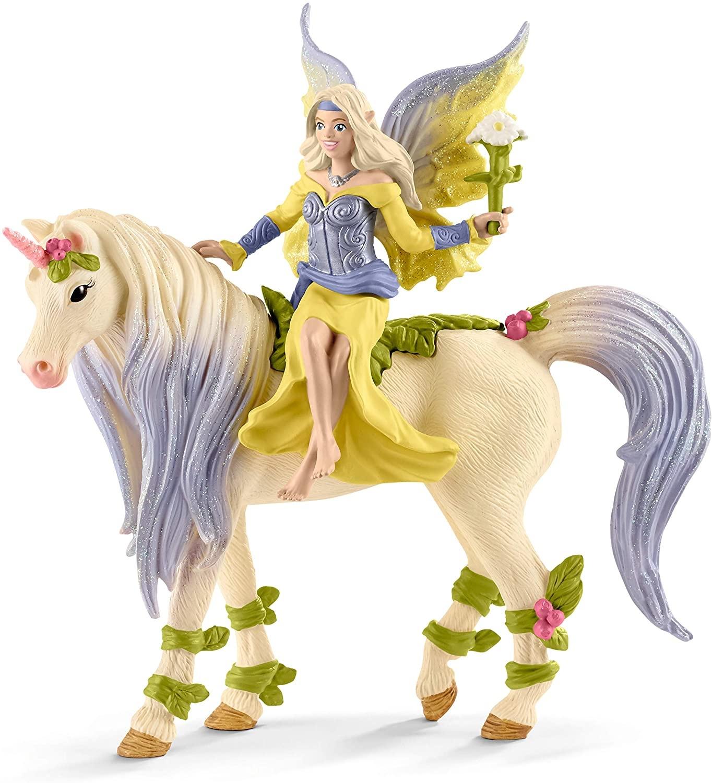 Schleich Fairy Sera w/Blossom Unicorn