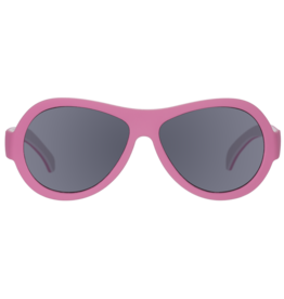 Babiators Original Two-Tone Aviator - Tickled Pink 3-5