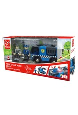 Hape Police Car With Siren
