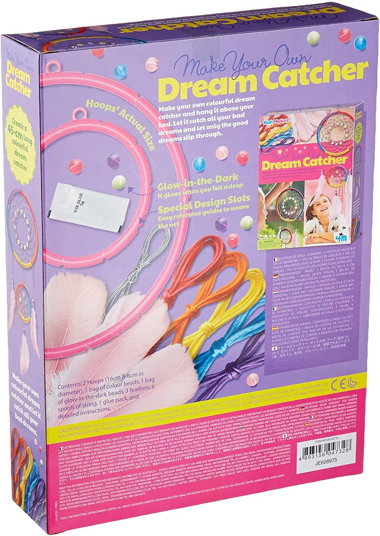 4M Glow in the Dark Dream Catcher Kit