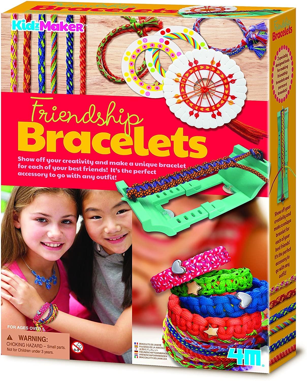 4M Friendship Bracelets Kit