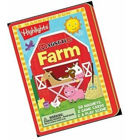 Lee Publications Magnetic Farm tin