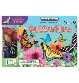 Junior Groovies Books - Butterflies