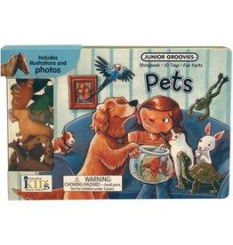 Junior Groovies Books - Pets