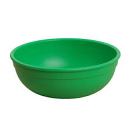 Re-Play Large Bowl - Kelly Green