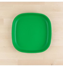 Re-Play Large Flat Plate - Kelly Green