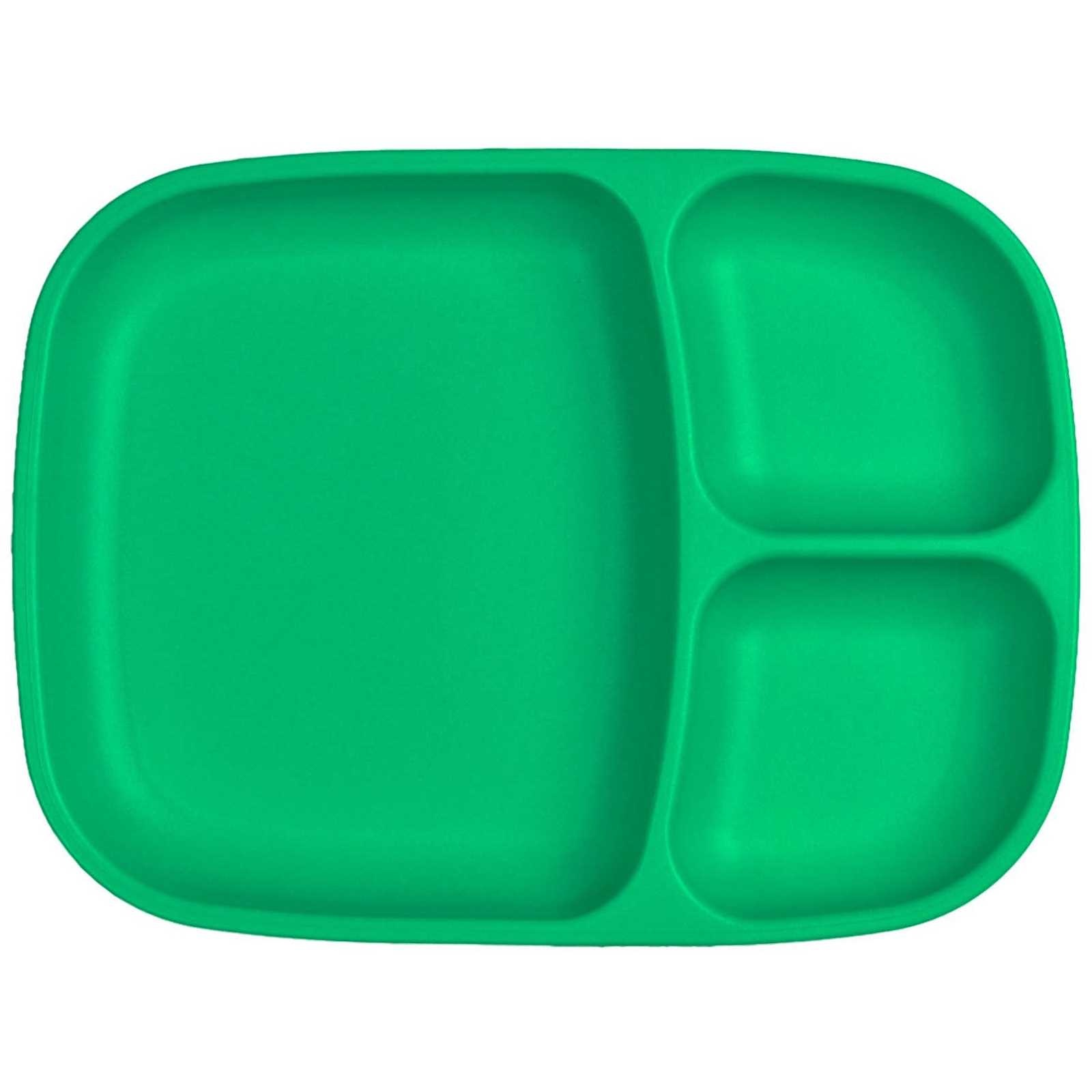 Re-Play Divided Tray - Kelly Green
