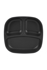 Re-Play Divided Plate - Black