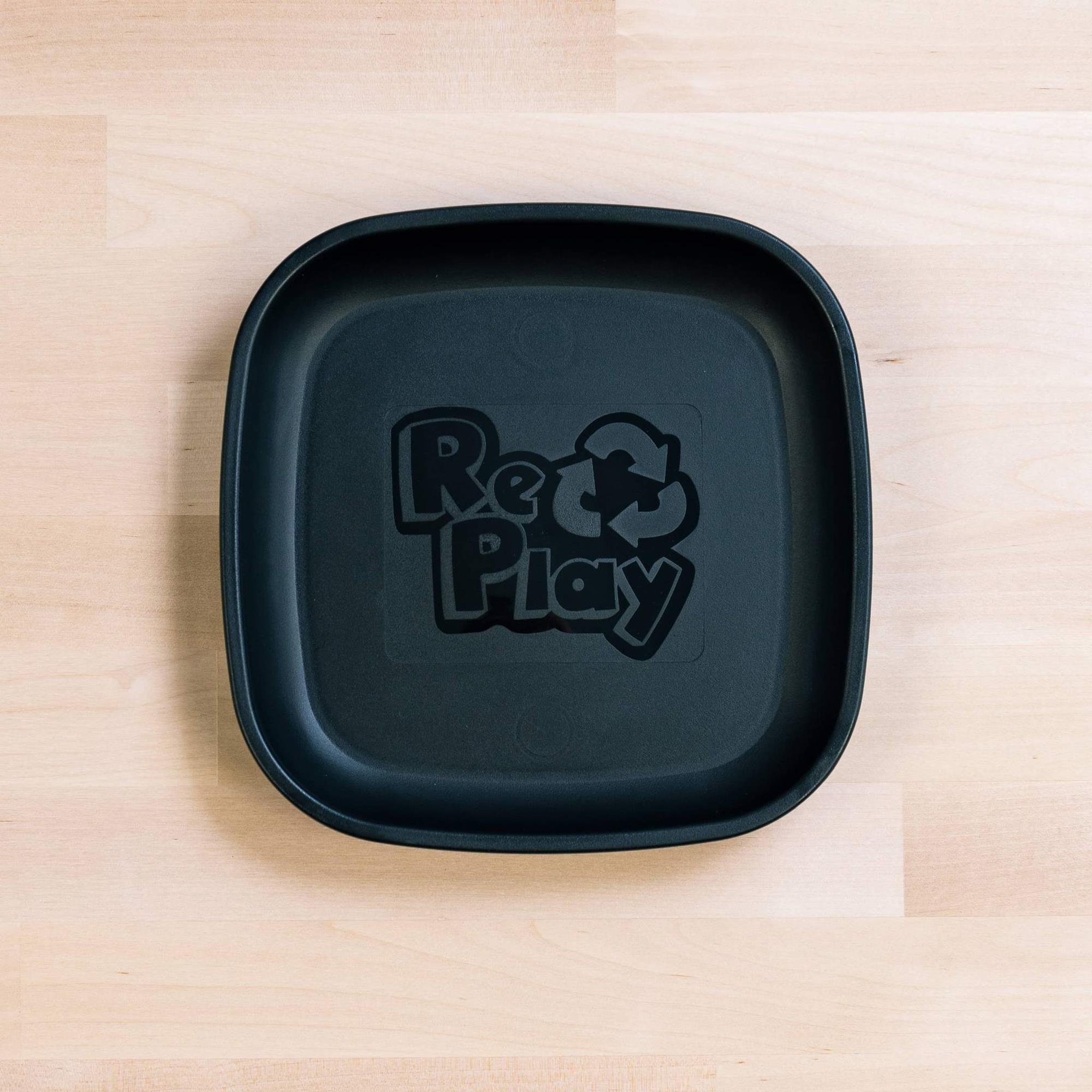 Re-Play Flat Plate - Black
