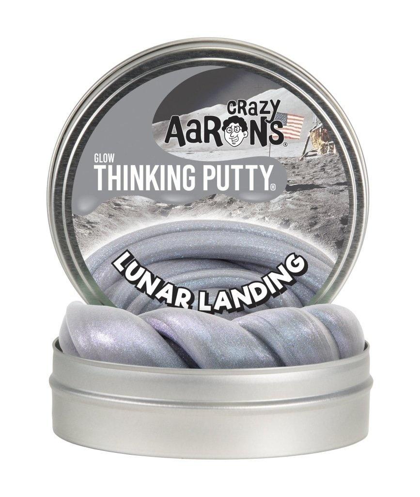 Crazy Aaron's Thinking Putty Lunar Landing