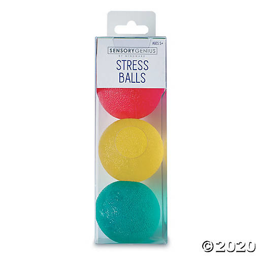 MindWare Sensory Genius Stress Balls